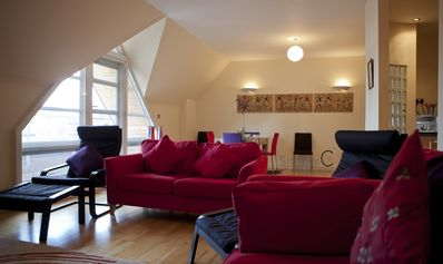 Photo for Toothbrush Apartments - 2 Bed 2 Bath Penthouse In Central Ipswich