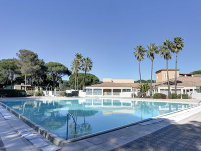 Photo for HostnFly apartments - Magnificent apt with swimming pool and tennis