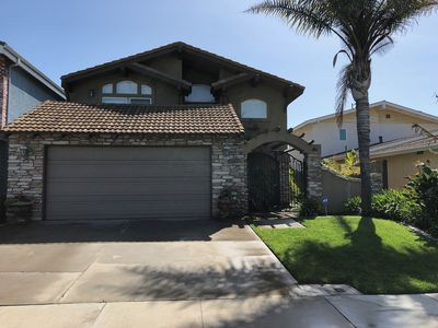 Photo for Luxury Home on Oxnard Channel; Walk to Beach, Shop, & Dining
