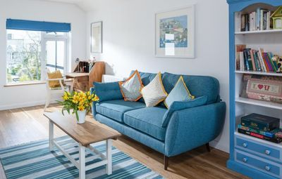 Photo for Blue Pebble -  Chic and comfortable retreat, near coastal path and local beaches