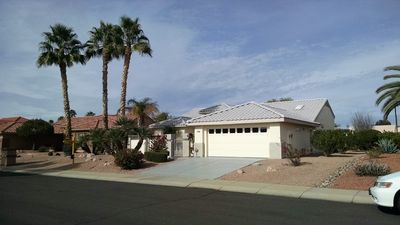 Photo for Exceptionally clean, sparkling, modern golf course home in Sun City West, AZ