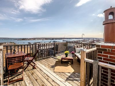 Photo for Panoramic Water, Island & City Views w/Private Roof Deck