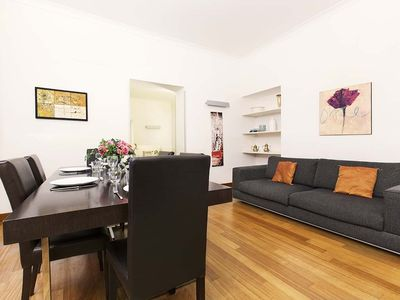 Photo for large Rome apartment to let