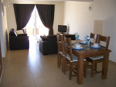 Photo for RTL 008 Nissi Sunrise two bedroom apartment within a short walk from NissiBeach.