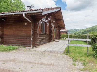 Photo for Chalet in lovely, rich forest setting with a beautiful view.