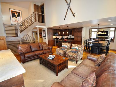 Photo for Gorgeous Spacious 4 bedroom Townhome #27 w/ Garage and Views.