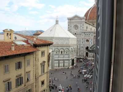 Photo for Art Apartment Duomo Luxury View - Just in front of the Cathedral