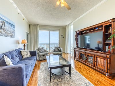 Photo for Bright, Open Condo w/ 2 Beach Chairs Included, Near Entertainment