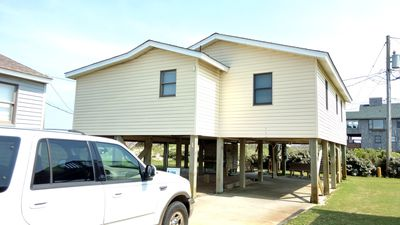 Photo for Beautiful 3 Bedroom Oceanside Cottage With No Street To Cross.