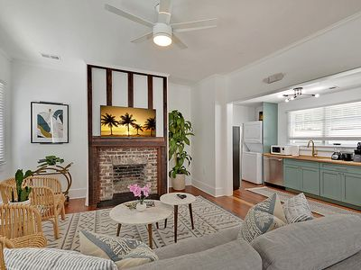 Photo for Casa Azul (Suite A) - 1 Bed/1 Bath - Historic Downtown Charleston - 2 Blocks from Xiao Bao Biscuit