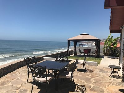 View from Oceanfront Patios