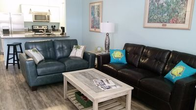 Photo for Brand New Beautiful Beach Village Townhome! Sleeps 6 comfy!  Summer Specials!