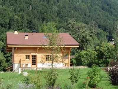 Photo for Beautiful and recent mountain chalet in wonderful, natural setting. Come and see