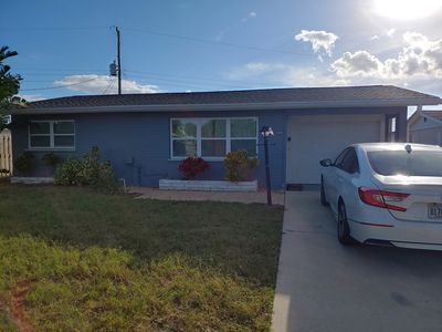 Photo for Fabulously remodeled Beach bungalow minutes from the beach.