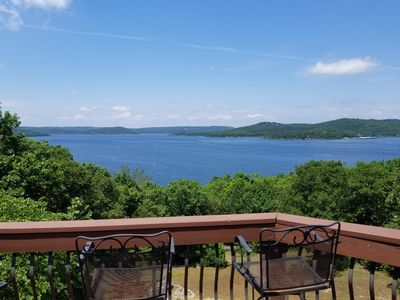 Photo for Lake Front Paradise - 4,000 square foot home with amazing view!