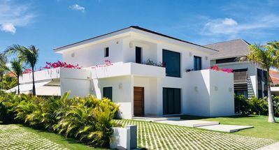 Photo for LUXURY VILLA***** ideal for families and friends - DAILY CLEANING INCLUDED