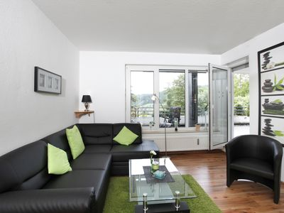 Photo for quiet 3*** holiday apartment with a nice view and terrace