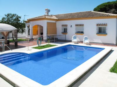 Photo for Vacation home Romy (CHZ302) in Chiclana de la frontera - 8 persons, 4 bedrooms