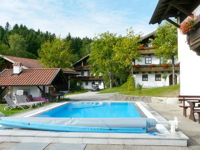Photo for Holiday apartment Hauzenberg for 1 - 5 persons with 1 bedroom - Holiday apartment