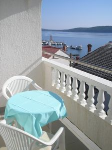 Photo for Holiday apartment with a balcony and only 50 meters from the beach located