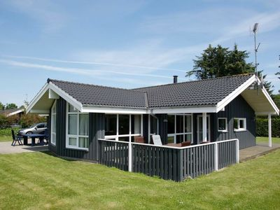 Photo for Vacation home Hou in Hals - 8 persons, 4 bedrooms