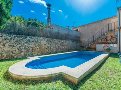Photo for CAN BAGOT - Villa with private pool in Llubí.