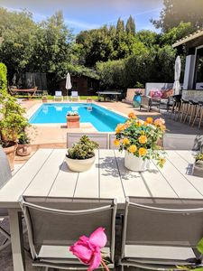 Photo for Cannes - Super Cannes -Private Holiday Villa with Pool