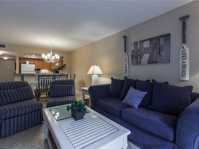 Photo for Unit 306 - 2 Bedroom 2 Bathroom Bay Side Interior Condominium