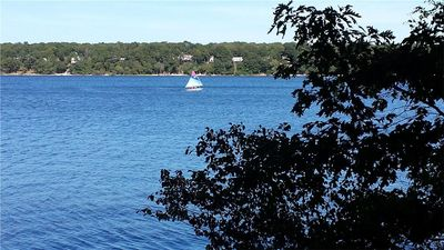 Photo for new listing Waterview 3BR/2BTH home in East Falmouth with lake views and access