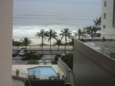 Photo for Excellent Room and Room in front of Barra Beach and next to Windsor Hotel