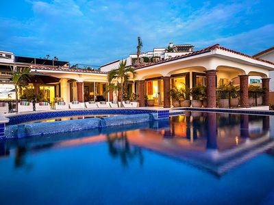 Photo for Stunning &  Stylish 11 bedroom Villa with White Water views and full staff!!