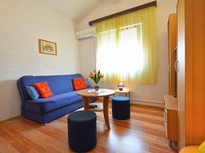 Photo for Apartments Andrea / One bedroom apt with balcony A1