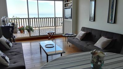 Photo for 1BR Apartment Vacation Rental in Blonville-Sur-Mer, Normandie