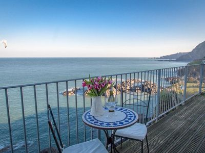 Photo for Oceanside Penthouse, ILFRACOMBE