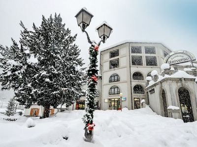 Photo for Apartment Universo in Courmayeur - 5 persons, 1 bedrooms