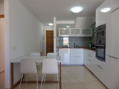 Photo for Luxury apartment in El Medano with roof terrace