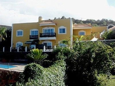 Photo for Villa with pool and sea view near the beach