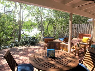 Photo for 2 Bdrm/1Bth Waterfront. Wilton Manors. Private Patio, Parking