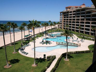 Photo for **Ocean Front Unit**Fully Updated**2br**Sonoran SPA