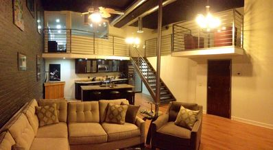 Photo for Private Loft, 2nd Avenue DOWNTOWN, Steps from Everything!
