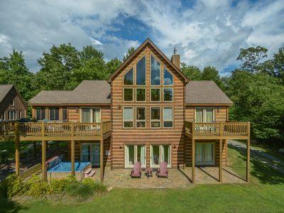 Photo for Located in Private Community with Outdoor Pool Close to Wisp