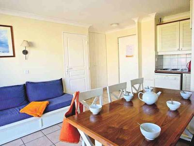 Photo for Résidence Pierre & Vacances Bleu Marine - Three-Room Apartment 5/6 People Standard