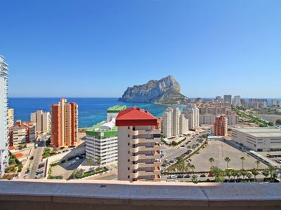 Photo for 2 bedroom Apartment, sleeps 5 with Pool, FREE WiFi and Walk to Beach & Shops