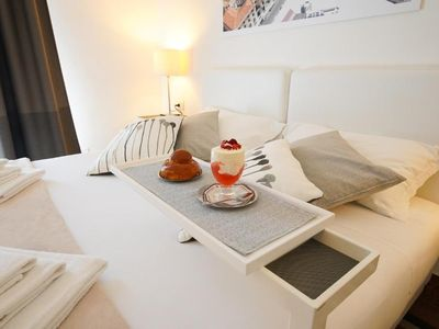 Photo for The Rooms of Piazza Cairoli, Deluxe Double or Twin Room