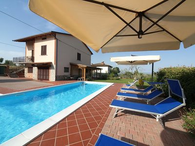 Photo for House in Pozzuolo with Internet, Pool, Parking, Garden (118065)