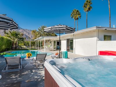 Photo for Mid-Century Gemstone Makes Palm Springs The Life!