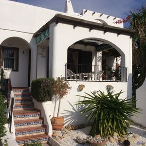 Photo for Two double bedroomed beautiful villa on Mojacar Playa, Costa D'Almeria