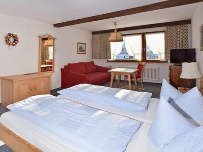 Photo for HotelApp. 3, 6 / 25m² / 4 Pers / without balcony - The Berghof