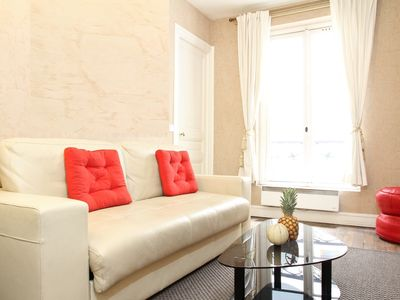 Photo for LATIN QUARTER 1BR STEPS FROM THE PANTHEON AND LA SORBONNE!