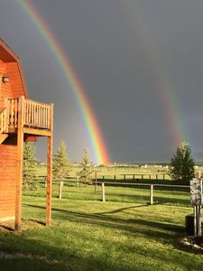 Your dream at the end of the rainbow is awaiting you at our Guest Loft